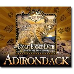 Logo of Adirondack Bobcat Blonde