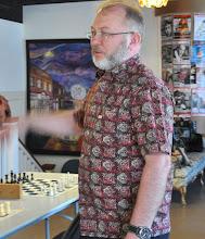 "Photo: Alexander Kulyashov - Editor of Russian Newspaper ""Vancouver Express"""