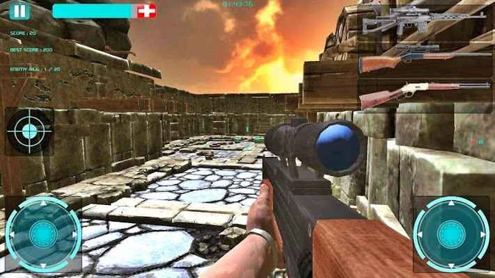 Zombie Empire : Last War - screenshot