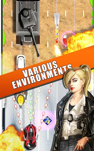 Gangwar Riot - Fastlane Arcade Shooter Car 2D Game  screenshots EasyGameCheats.pro 1