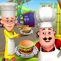 Motu Patlu Cooking icon