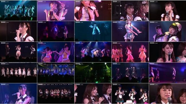 190328 (1080p) AKB48 込山チームK「RESET」公演 安田叶 生誕祭