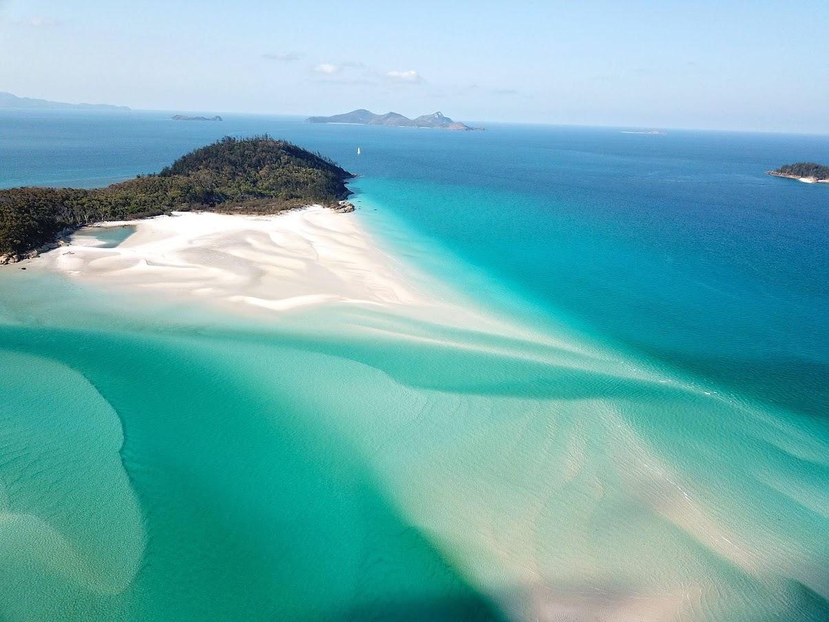 Visitar AIRLIE BEACH e deslumbrar-se com Whitehaven Beach nas ilhas Whitsunday | Austrália