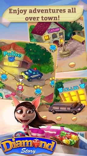 Diamond Story: Jewelry Quest Screenshot