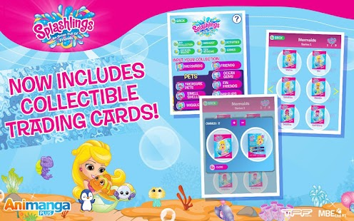 Splashlings - Collector Guide- screenshot thumbnail