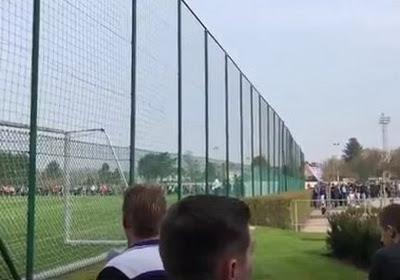 ? Les supporters d'Anderlecht nombreux à Neerpede pour l'entraînement ouvert au public