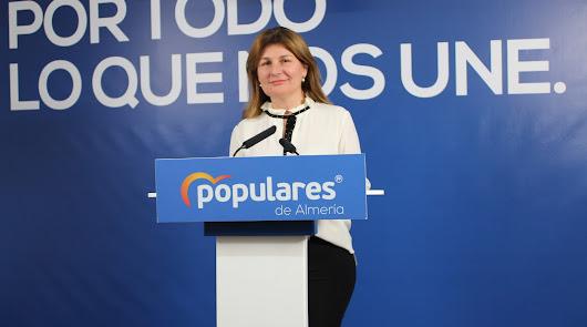 El PP exige a Sánchez que devuelva a Almería 67 millones del IVA de 2017