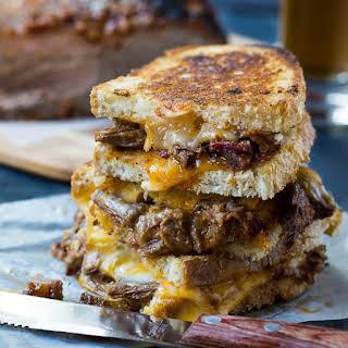 Brisket Grilled Cheese.