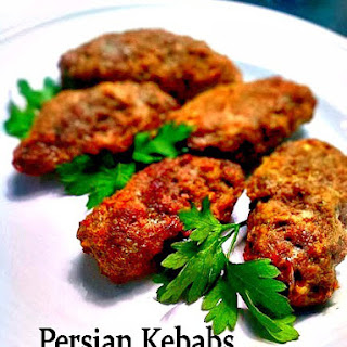 Persian Kebabs with Saffron Butter Recipe