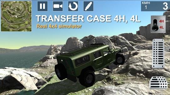TOP OFFROAD Simulator MOD APK 1.0.2 4