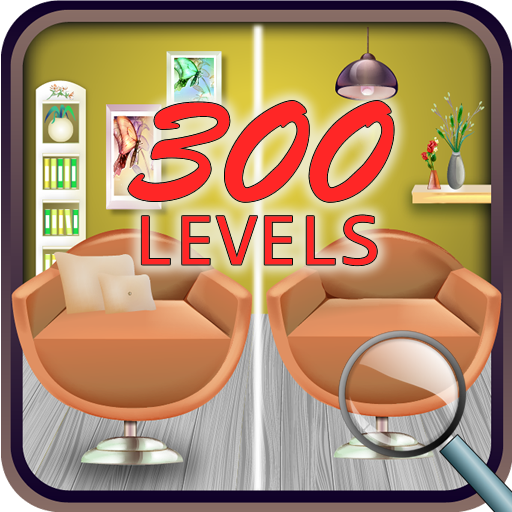 Find the differences 300 level game (apk) free download for Android/PC/Windows