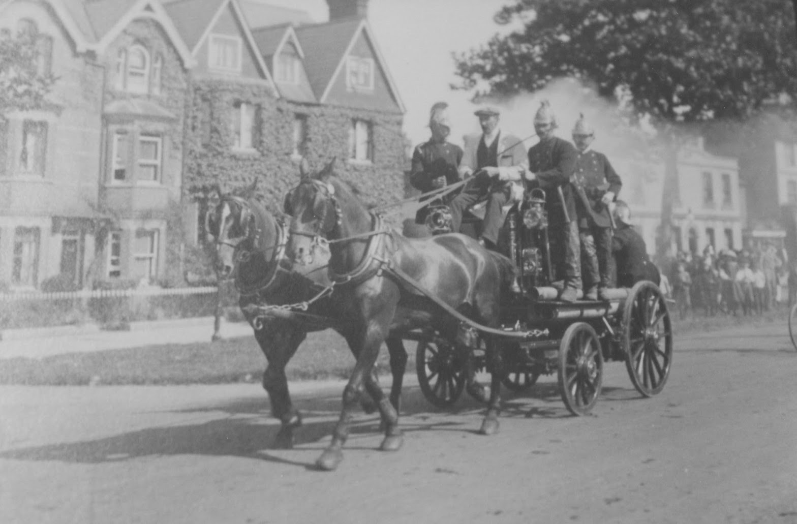 Tenterden Archive photos Tenterden Fire Brigade
