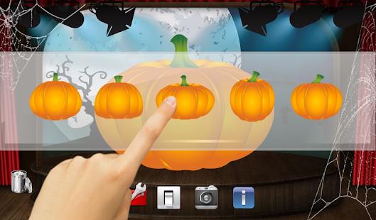 Halloween Pumpkin Maker Game - screenshot thumbnail