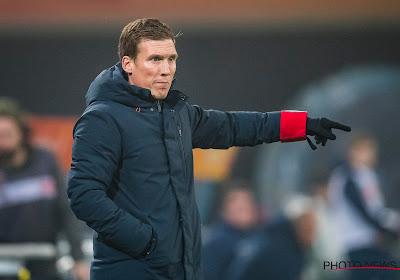 """Hannes Wolf niet tevreden over prestatie KRC Genk: """"Ze verdienden een gelijkspel en ze kregen daarna nog kansen om er nog één te maken"""""""