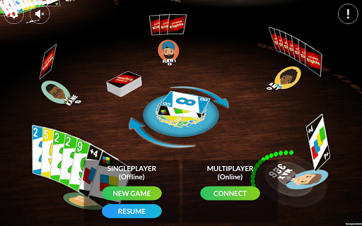 Crazy Eights 3D  screenshots 14