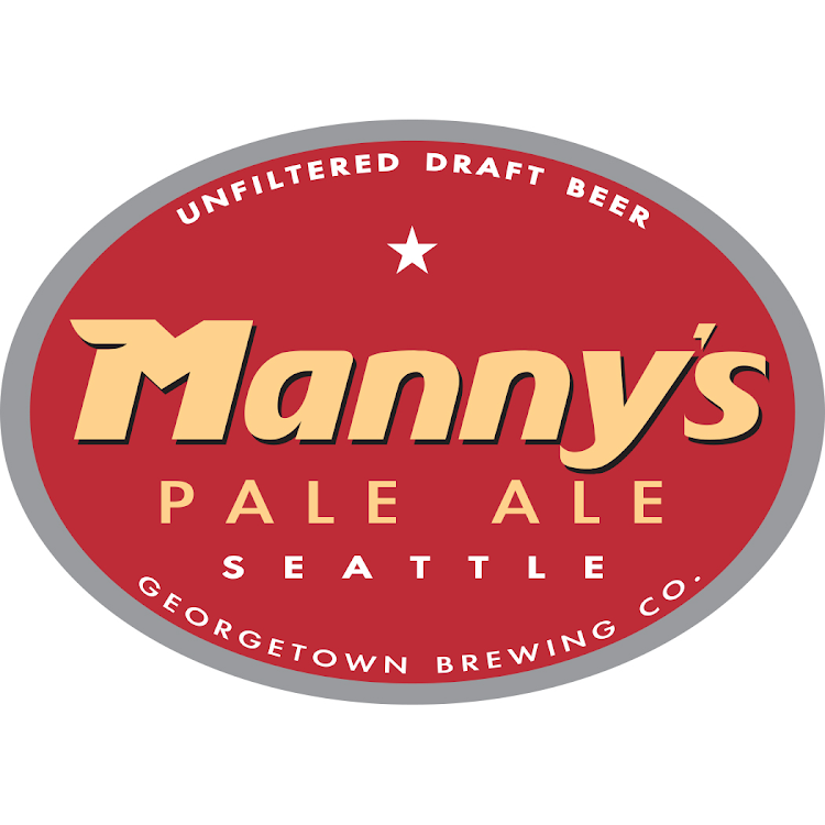 Logo of Georgetown Manny's Pale Ale