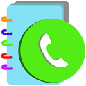 Address Book & Contacts icon