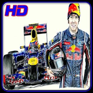 Sebastian Vettel Wallpapers HD - náhled