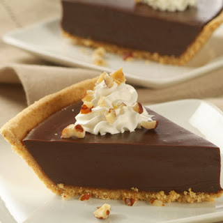 Chocolate Satin Pie Recipe