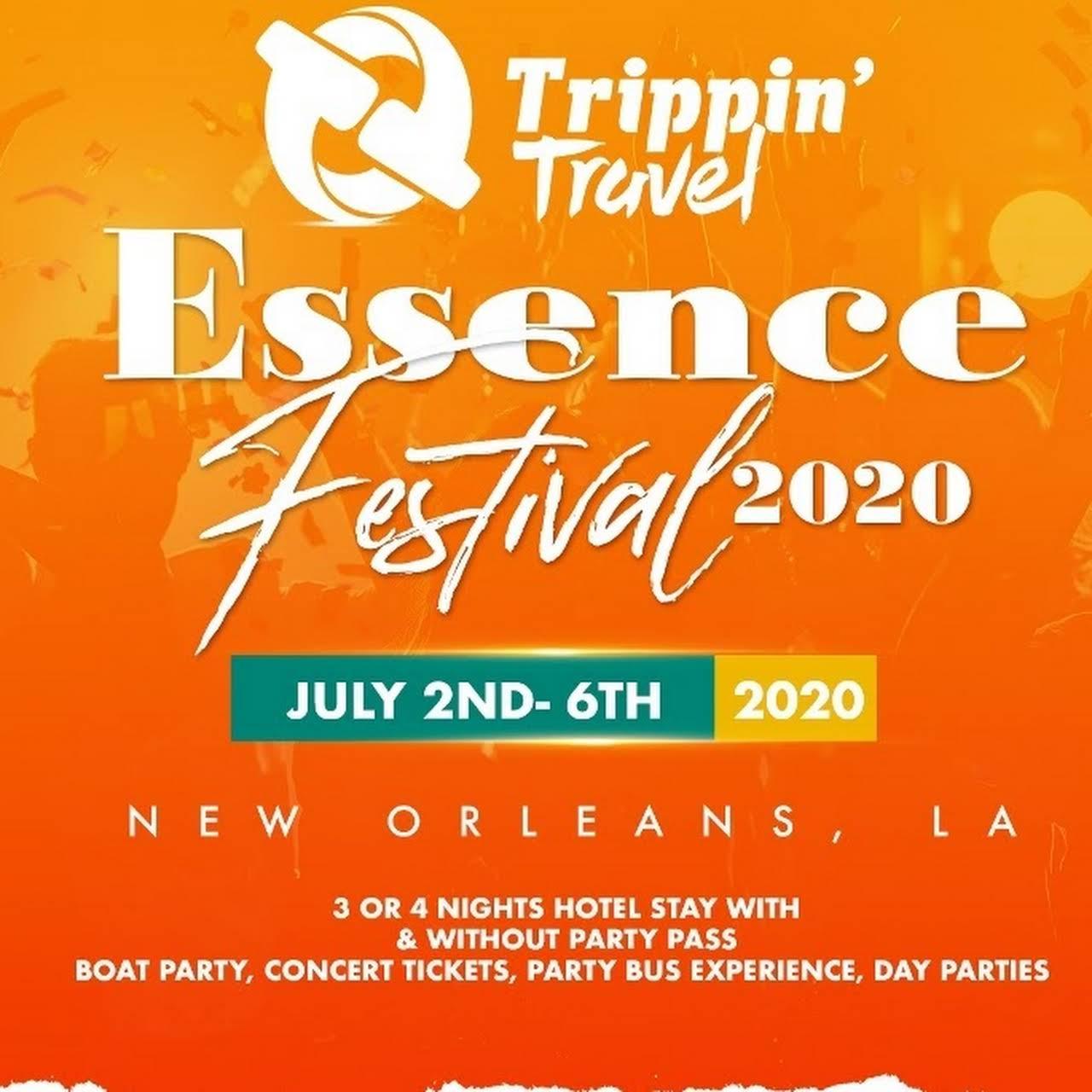When Is Essence Festival 2020.Trippin Travel Enterprise Travel Agency In Ocoee