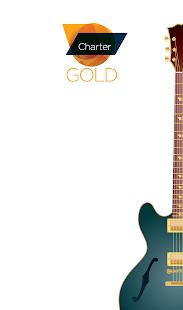Charter Gold - náhled