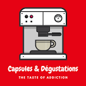 Capsules & Dégustations icon