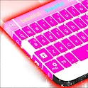 Rosa Teclado Ice Cream