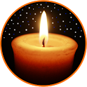 Night Candle : relaxation, sleep, meditation music icon