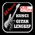 Kunci Gitar & Lirik Lagu A-Z apk