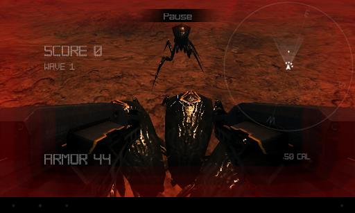 Alien Zone: Alien Shooter
