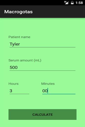玩免費醫療APP|下載Drip Calculator app不用錢|硬是要APP