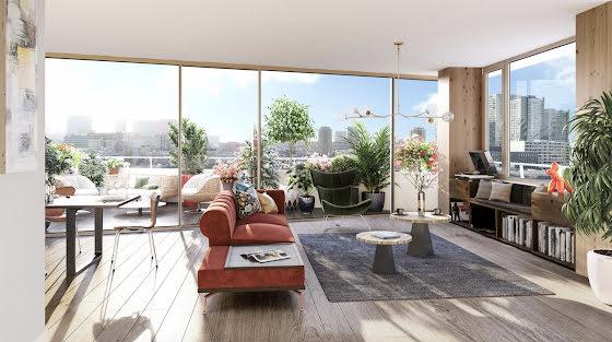 Vente appartement 5 pièces 171,9 m2