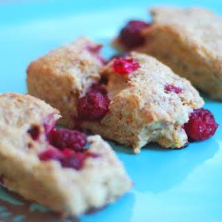 Whole-Wheat Cranberry Scones.