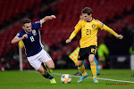 """Match tegen Schotland smaakt naar meer bij Benito Raman: """"Lukt het niet voor het EK, dan hoop ik er op het WK te staan"""""""