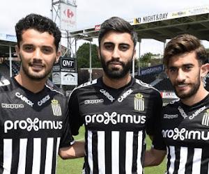 Le Sporting Charleroi va prêter un de ses Iraniens
