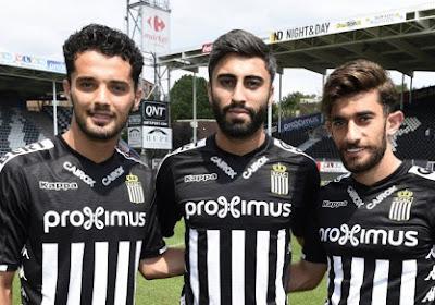 Officiel : Charleroi prête l'un de ses Iraniens !
