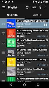 Podcast Addict v3.1