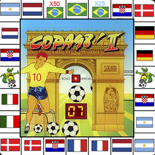 Copa 98 - Slot Machine