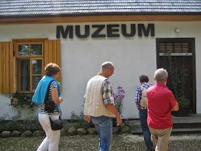 Photo: Muzeum powstało w budynku folwarcznym, gdzie Sienkiewicz się wychował.