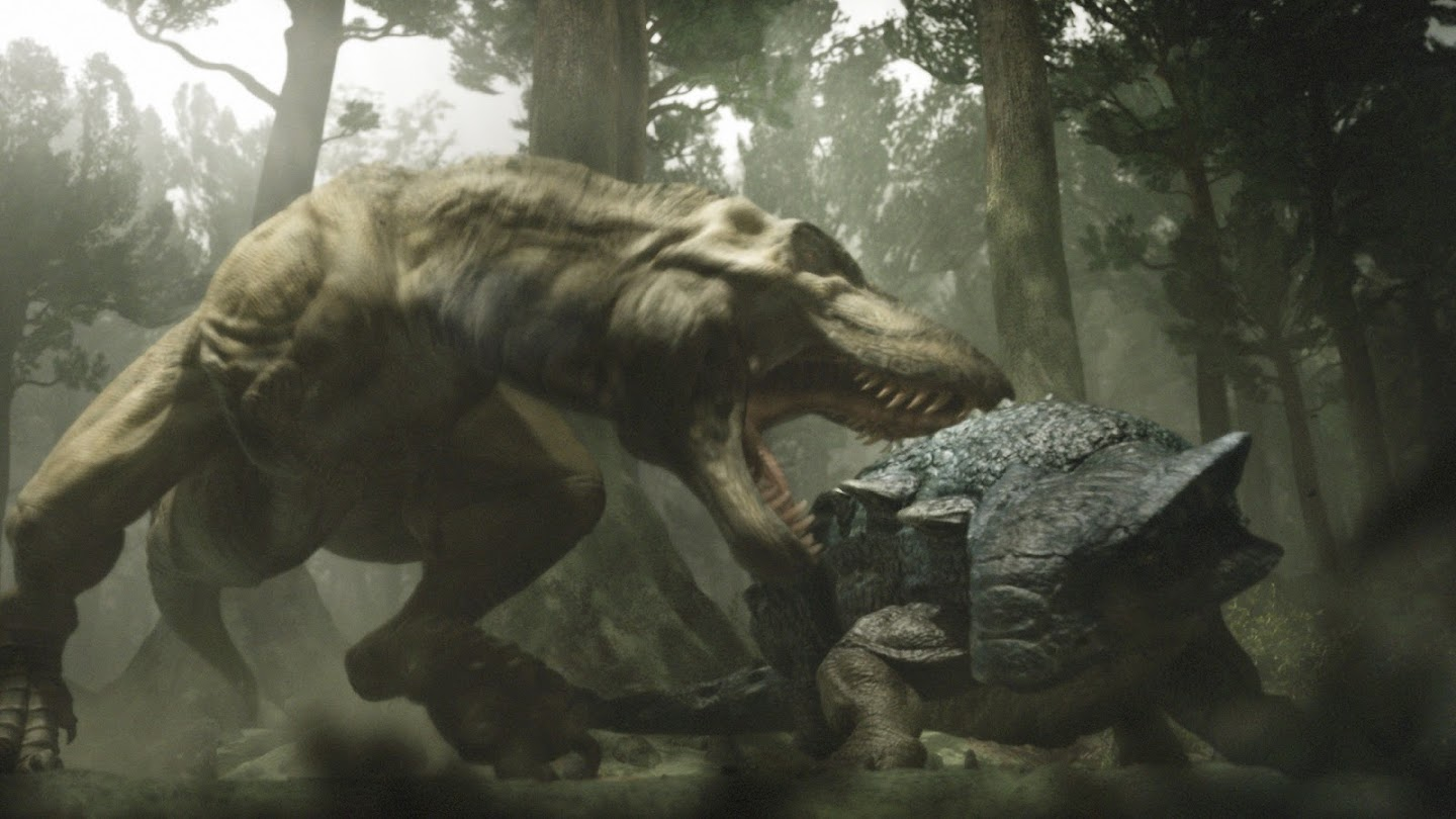 Watch Clash of the Dinosaurs live