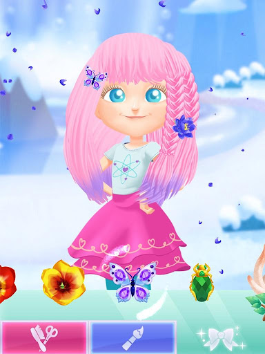 Barbie Dreamtopia Magical Hair screenshot 11