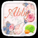 (FREE) GO SMS ABBY THEME Icon