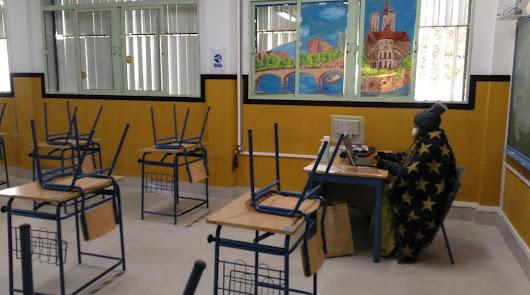 Los colegios tienen pautas para equilibrar confort térmico y ventilación