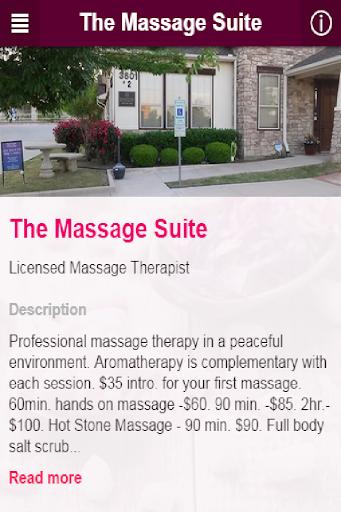 The Massage Suite