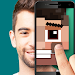 Pixel block editor icon
