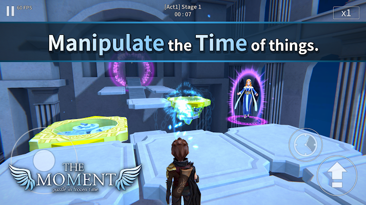 The Moment : the Temple of Time Screenshot Image