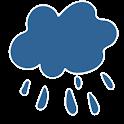 台灣自動雨量站地圖 icon