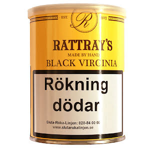 Rattray's Black Virginia 100 gr