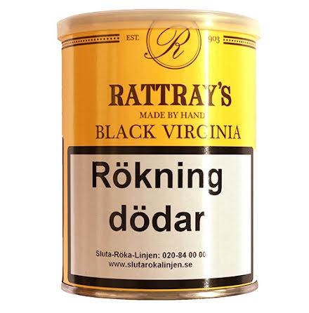 Rattray's Black Virginia 100 gr