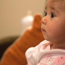 Baby Girl by Richard Garnett - Babies & Children Babies